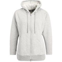 Adidas by Stella McCartney Bluza rozpinana grey. Szare kardigany damskie adidas by Stella McCartney, s, z bawełny. W wyprzedaży za 399,20 zł.