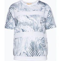 Bluzy rozpinane damskie: BOSS Casual - Damska bluza nierozpinana – Tabloom, czarny