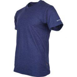 Hi-tec Koszulka męska Plain Navy Melange r. XL. Niebieskie koszulki sportowe męskie marki Hi-tec, m. Za 33,75 zł.