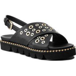 Rzymianki damskie: Sandały BALDININI – 866400P13ZBUFA0000 Nero