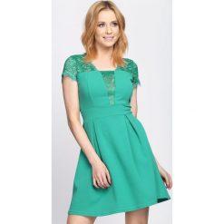 Zielona Sukienka Dream Dreams. Zielone sukienki hiszpanki Born2be, na lato, s. Za 59,99 zł.