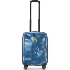 Walizka Icon kabinowa niebieska. Niebieskie walizki Crash Baggage. Za 880,00 zł.