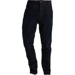 GStar LANC 3D TAPERED Jeansy Zwężane indigo aged. Czarne jeansy męskie G-Star. W wyprzedaży za 374,50 zł.