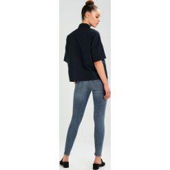 Cheap Monday HIGH SKIN Jeans Skinny Fit id blue. Niebieskie rurki damskie Cheap Monday. Za 209,00 zł.