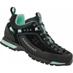 Buty trekkingowe damskie: Garmont Buty Dragontail Lt W Black/Light Green 5 (38 Eu)