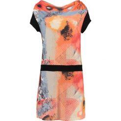 Sukienki hiszpanki: Smash CITRON  Sukienka z dżerseju black