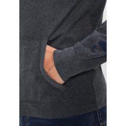 Bejsbolówki męskie: U.S. Polo Assn. LOGO HOODY FLC Bluza z kapturem gray