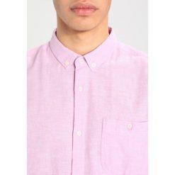 Koszule męskie na spinki: Knowledge Cotton Apparel SHORT SLEEVED Koszula orchid pink