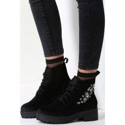 Czarne Traperki I'll Take You. Czarne buty zimowe damskie vices. Za 109,99 zł.