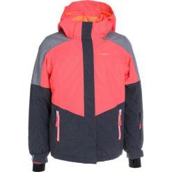 Icepeak HAIDE JUNIOR Kurtka narciarska hot pink. Czerwone kurtki dziewczęce Icepeak, z materiału, narciarskie. W wyprzedaży za 377,10 zł.
