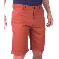 Nugget Szorty Męskie Lenchino 36 Pomarańczowy. Brązowe szorty męskie Nugget. W wyprzedaży za 120,00 zł.