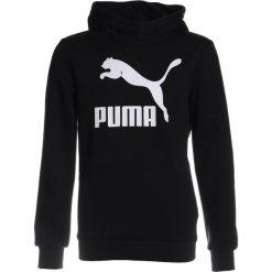 Bluzy chłopięce: Puma CLASSIC HOODY Bluza z kapturem black
