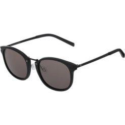 Okulary przeciwsłoneczne damskie aviatory: Kerbholz HERRMANN Okulary przeciwsłoneczne matt black/solid grey