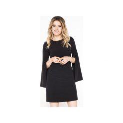 Sukienka Clarissa. Czarne sukienki balowe marki Wow fashion, z poliamidu, z dekoltem na plecach, trapezowe. Za 169,00 zł.