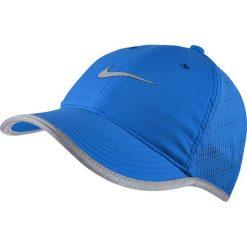 Czapki damskie: czapka do biegania damska NIKE RUN KNIT MESH / 810138-406 - NIKE RUN KNIT MESH