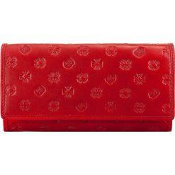 Portfel 33-1-052-3S. Czerwone portfele damskie Wittchen. Za 349,00 zł.