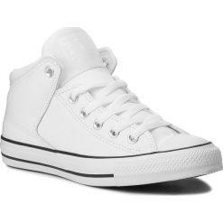 Trampki męskie: Trampki CONVERSE - Ctas High Street Hi 155277C White/Black/White