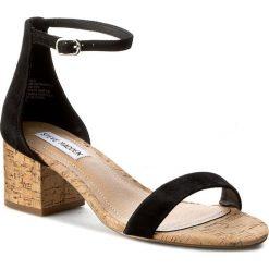 Sandały damskie: Sandały STEVE MADDEN – Irenee-C Sandal 91000247-0S0-10003-01001 Black