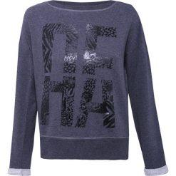 Bluzy rozpinane damskie: Bluza DEHA Szary