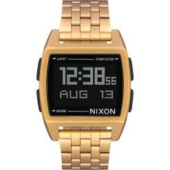 Zegarek unisex Nixon Base All Gold A1107502. Zegarki męskie Nixon. Za 449,00 zł.