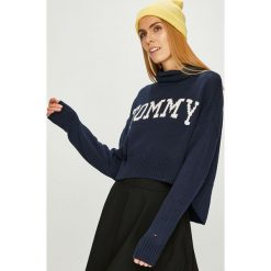 Swetry oversize damskie: Tommy Jeans - Sweter