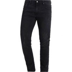 Jeansy męskie regular: Shine Original Jeansy Slim Fit danger black