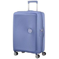 Walizka Soundbox 67/24 TSA EXP niebieska (32G-11-002). Niebieskie walizki marki American Tourister. Za 486,99 zł.
