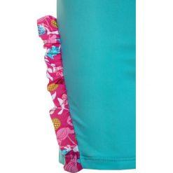 Stroje jednoczęściowe dziewczęce: Playshoes UVSCHUTZ FLAMINGO SET Kostium kąpielowy türkis