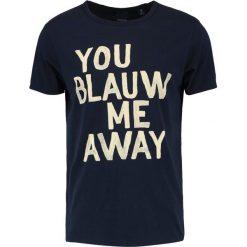 T-shirty męskie z nadrukiem: Scotch & Soda TEE WITH ARTWORK Tshirt z nadrukiem navy