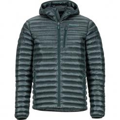 """Kurtka funkcyjna """"Avant Featherless"""" w kolorze ciemnozielonym. Zielone kurtki męskie marki Marmot, m, z materiału. W wyprzedaży za 591,95 zł."""