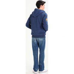 Superdry ORANGE LABEL WINTER Bluza rozpinana prussian blue grit. Pomarańczowe bluzy męskie rozpinane marki Superdry, l, z bawełny, z kapturem. W wyprzedaży za 407,20 zł.