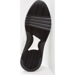 Trampki damskie slip on: Noclaim SOLE Tenisówki i Trampki bianco/argento