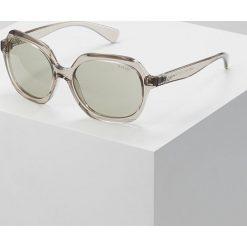 RALPH Ralph Lauren Okulary przeciwsłoneczne light brown solid. Brązowe okulary przeciwsłoneczne damskie lenonki marki RALPH Ralph Lauren. Za 419,00 zł.