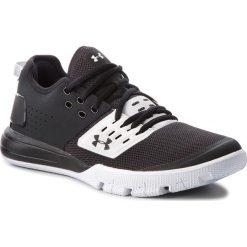 Buty UNDER ARMOUR - Ua Charged Ultimate 3.0 3020548-001 Blk. Czarne buty fitness męskie marki Under Armour, z materiału. W wyprzedaży za 259,00 zł.