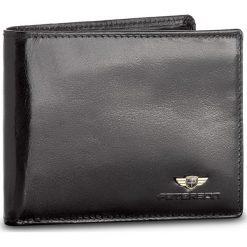 Duży Portfel Męski PETERSON - 382/RFID-02-01-01  Czarny. Czarne portfele męskie Peterson, ze skóry. Za 139,00 zł.