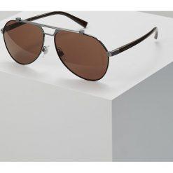 Dolce&Gabbana Okulary przeciwsłoneczne brown. Brązowe okulary przeciwsłoneczne męskie wayfarery marki Dolce&Gabbana. Za 1069,00 zł.
