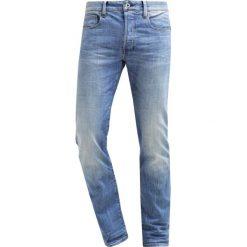 GStar 3301 STRAIGHT Jeansy Straight Leg light aged. Niebieskie jeansy męskie G-Star. W wyprzedaży za 356,85 zł.