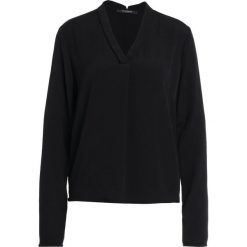 Bluzki asymetryczne: Bruuns Bazaar LIVA  Bluzka black