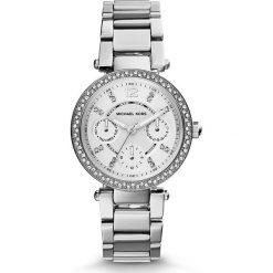 Zegarek MICHAEL KORS - Mini Parker MK5615 Silver/Steel/Silver/Steel. Szare zegarki damskie Michael Kors. Za 1369,00 zł.