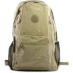Plecak sportowy Bag Street Verse Jasny brąz. Brązowe plecaki męskie marki Bag Street, z materiału. Za 88,00 zł.
