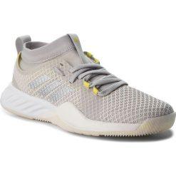Buty sportowe damskie: Buty adidas - Crazy Train Pro 3.0 W DA8958  Greone/Gretwo/Greone