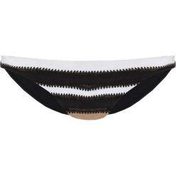 Stroje kąpielowe damskie: PilyQ SAHARA Dół od bikini black