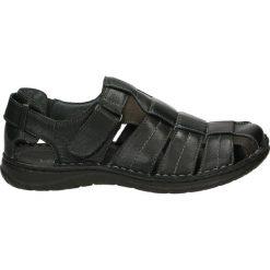 Sandały męskie skórzane: Sandały męskie - 54120910 S NE