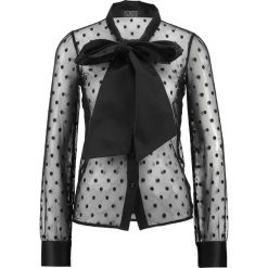 Bluzki asymetryczne: Navy London CECE Bluzka black