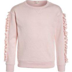 Bluzy dziewczęce: J.CREW RUFFLE SLEEVE POPOVER Bluza sunwashed pink