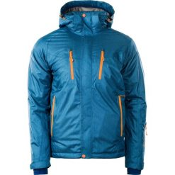 Odzież sportowa męska: ELBRUS Kurtka męska Cillian Blesteel/Russet Orange r. XL (92800085878)