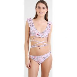 Bikini: MINKPINK SUMMER MEADOW FRILL WRAP Góra od bikini multicoloured