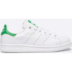 Adidas Originals - Buty Stan Smith. Szare buty skate męskie adidas Originals, z gumy. W wyprzedaży za 299,90 zł.