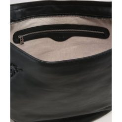 Bogner SHYLA Torba na zakupy black. Szare shopper bag damskie marki Bogner, m, z nadrukiem, z bawełny. W wyprzedaży za 1049,50 zł.