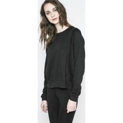 Nike Sportswear - Bluza. Czarne bluzy rozpinane damskie Nike Sportswear, l, z bawełny, bez kaptura. W wyprzedaży za 169,90 zł.